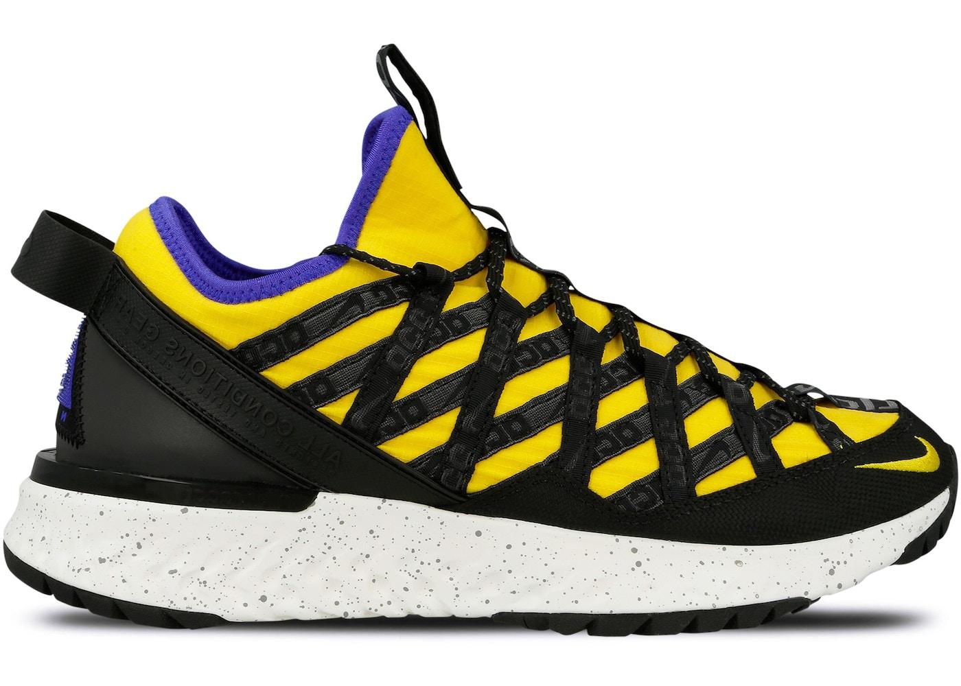 low priced 0092f aab79 Nike ACG React Terra Gobe Amarillo