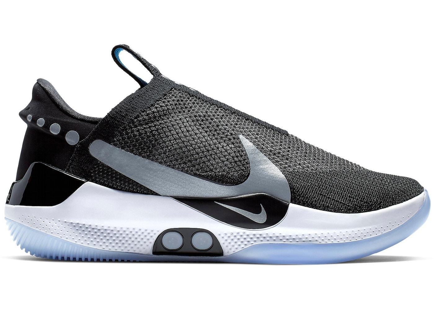 a10bdcea6b2 Nike Adapt BB Black Pure Platinum (UK Charger) - CJ4999-001