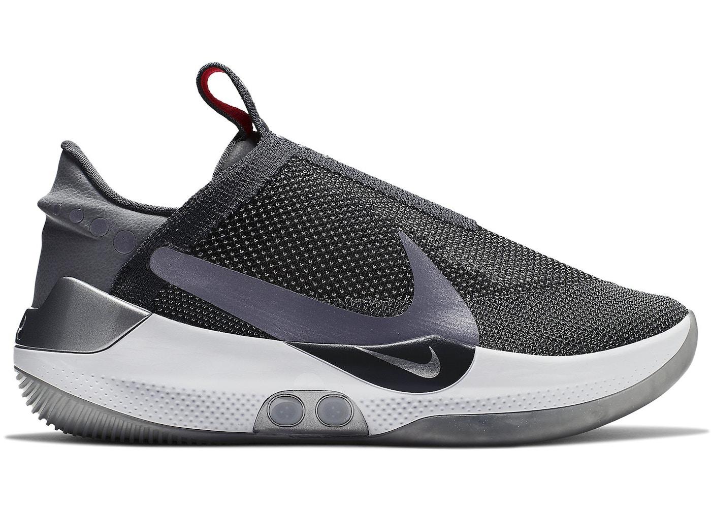 1add9c5f129a Nike Adapt BB Dark Grey - AO2582-004