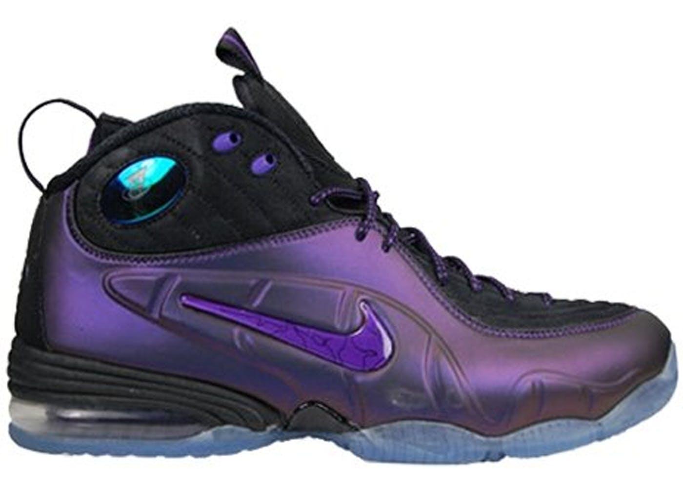 hot sale online 3a74e 042e2 ... Nike Basketball Penny Most Expensive, Size 4 eBay Marketplace Logo ... Nike  Air 12 Cent Penny Hardaway Eggplant - Club PurpleClub Purple- .