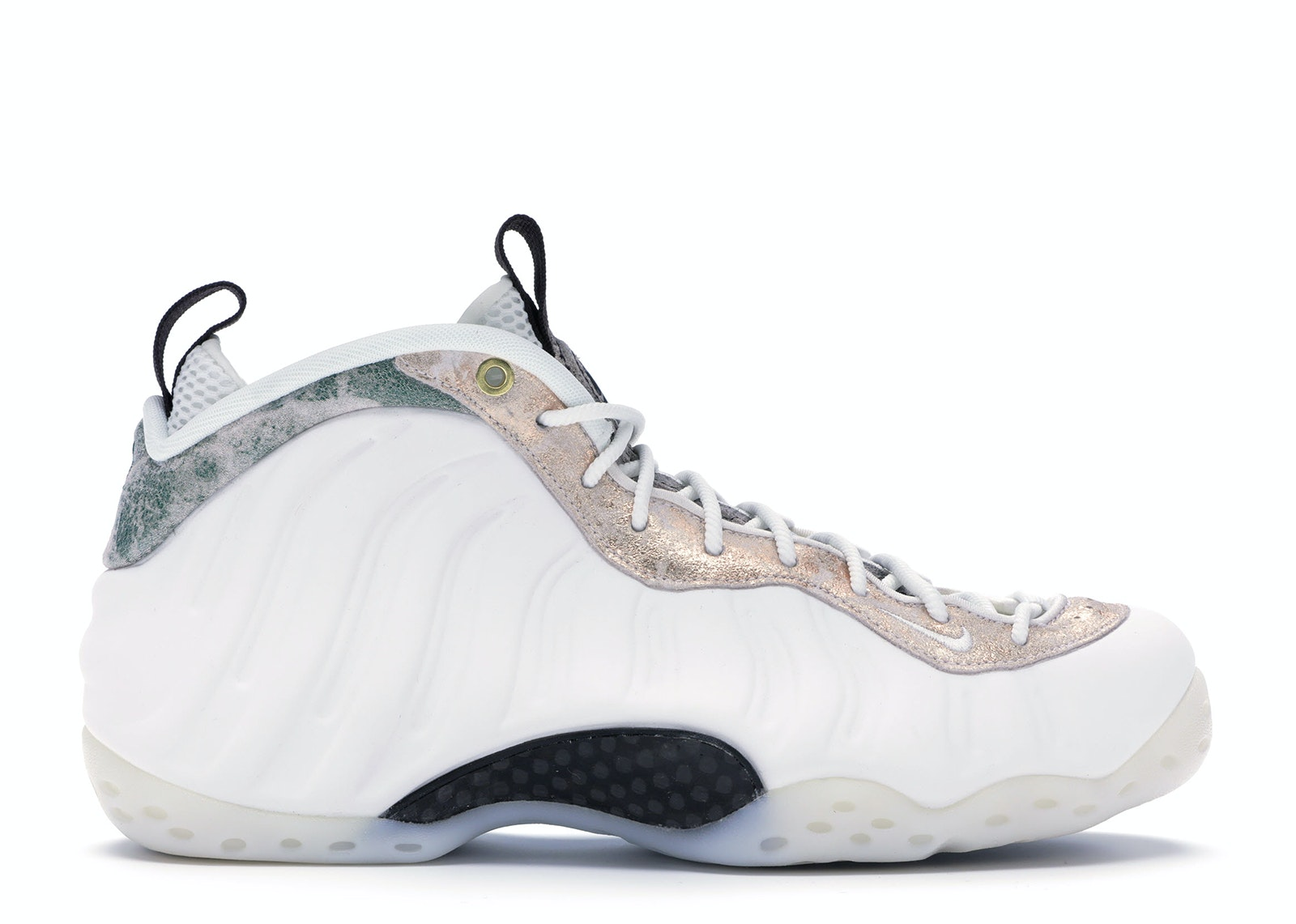 Nike Cover the Air Foamposite One in SnakeskinSneaker ...