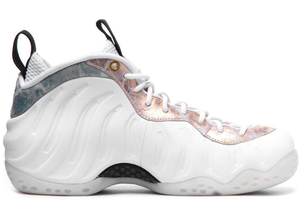 release info on 960a5 ab855 Air Foamposite One Marble (W)