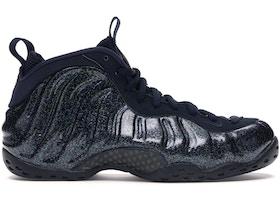 best sneakers 91b0e 38e5b Air Foamposite One Obsidian Glitter (W)