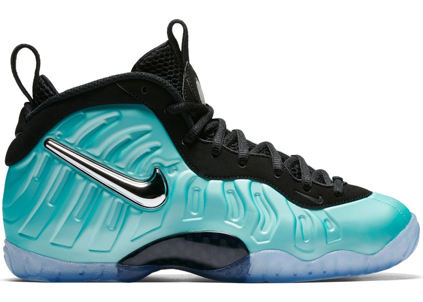9ab93293d28 Air Foamposite Pro Island Green (GS) - 644792-303
