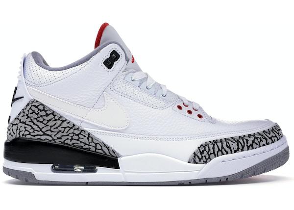 adf780ea27f Buy Air Jordan 3 Shoes   Deadstock Sneakers