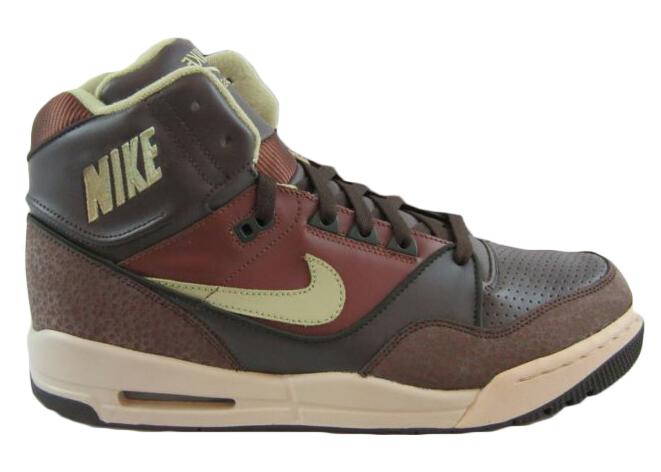 Nike Air Assault High Dark Cinder