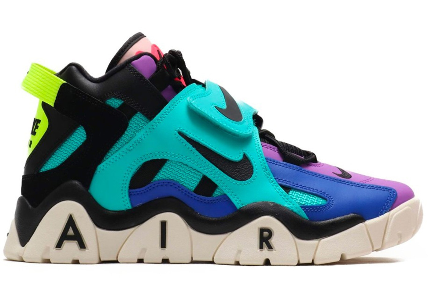 Go out beard prayer  Nike Air Barrage Mid Atmos Pop the Street Collection - Sneakers