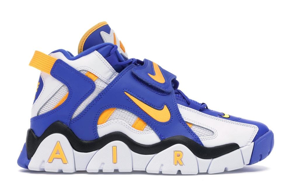 Nike Air Barrage Mid Rams - AT7847-100