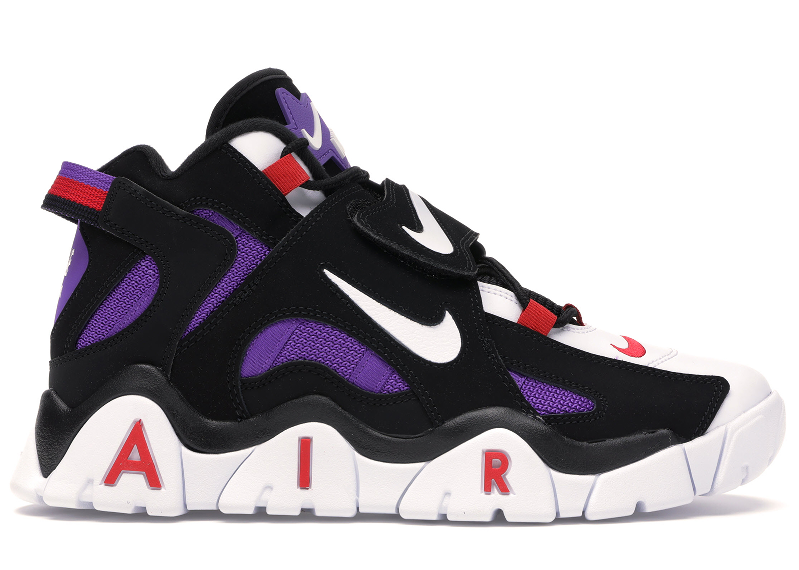 Nike Air Barrage Mid Raptors - CD9329-001