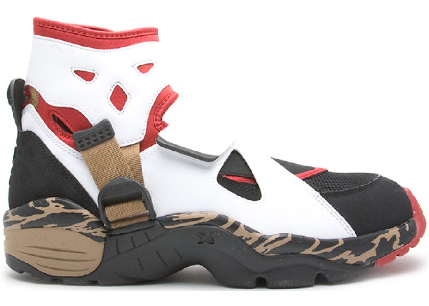 best sneakers 28212 8c801 Air Carnivore Red White Black - 390077-600