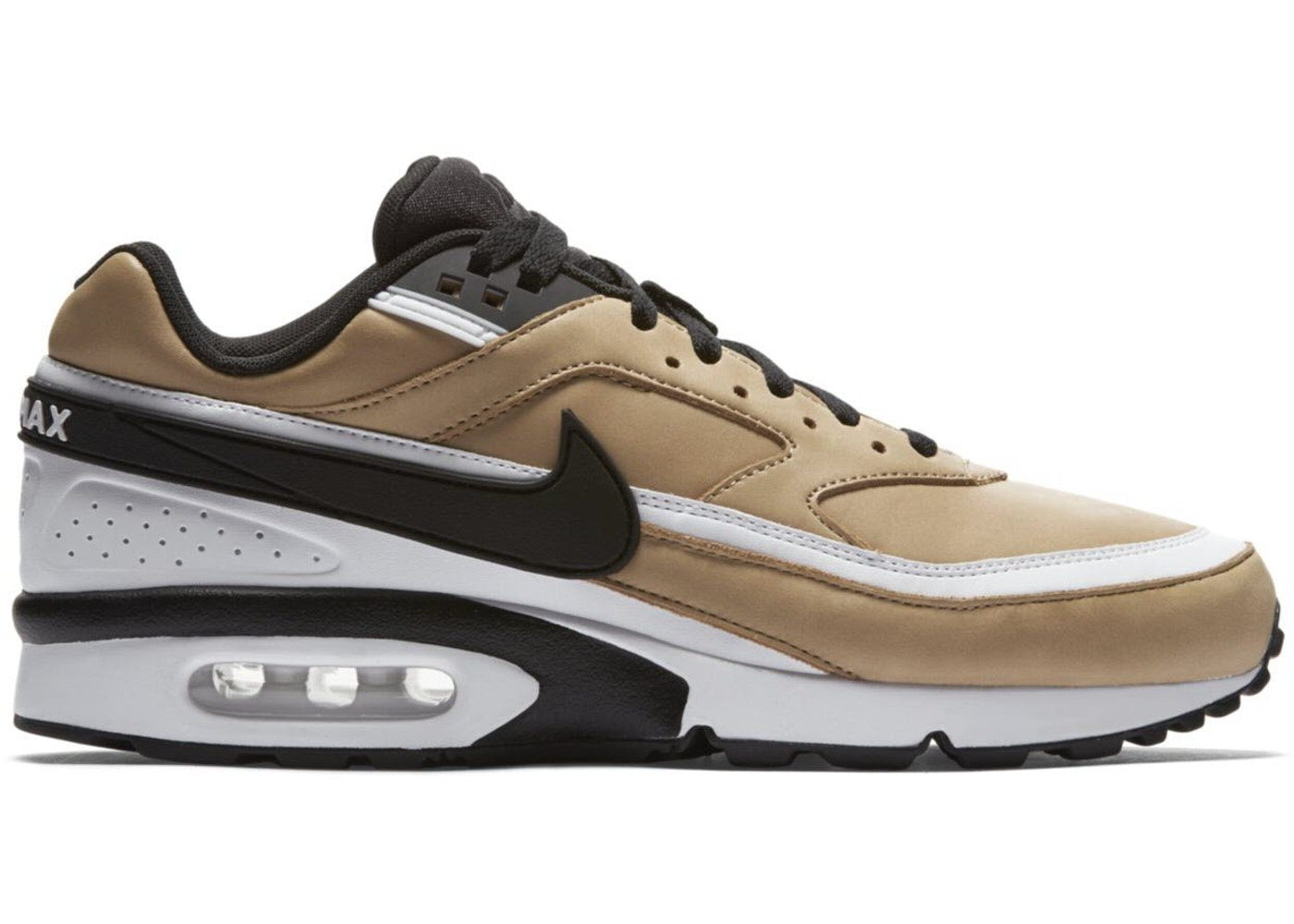 100% authentique 7910a 05ff3 Nike Air Classic BW Vachetta Tan