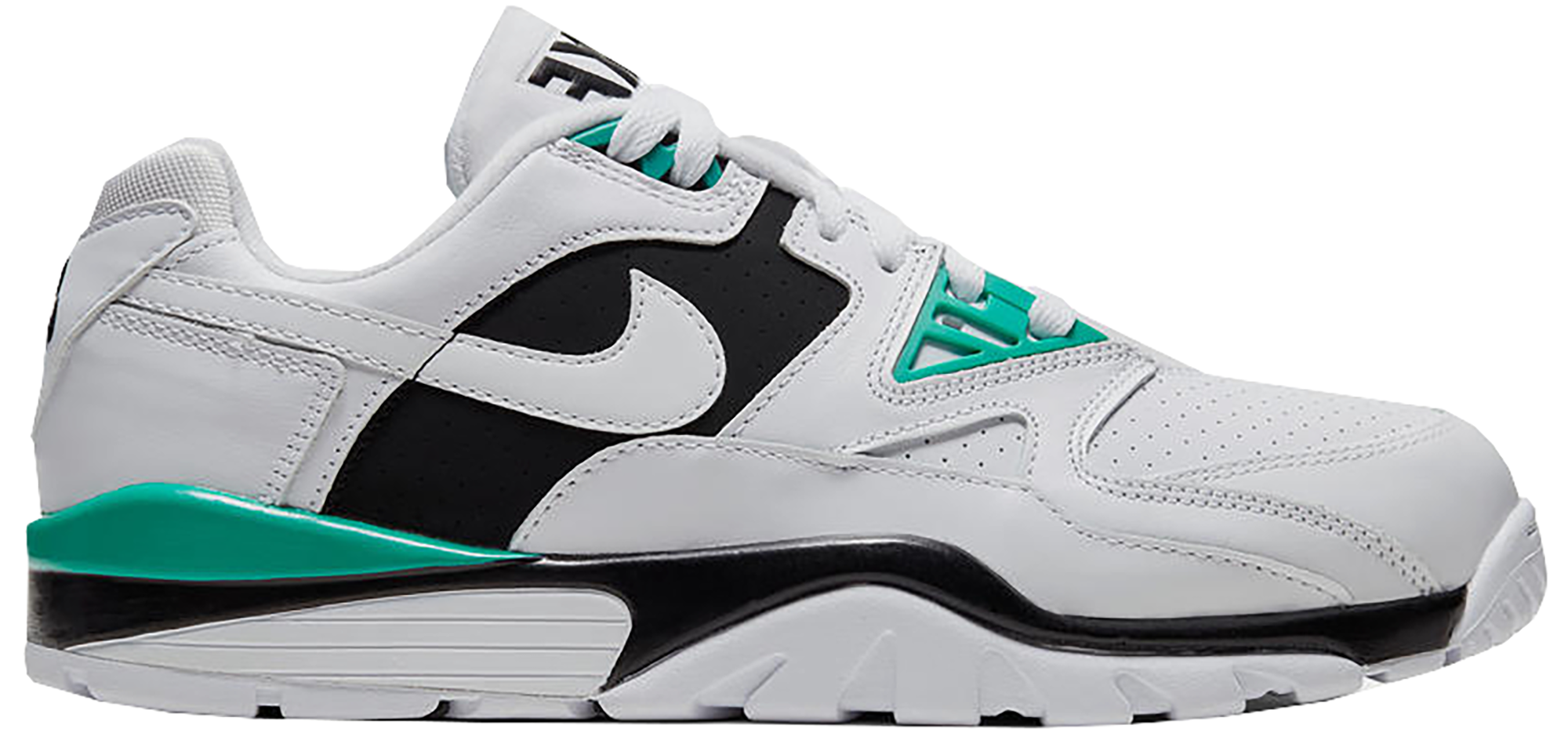 Nike Air Cross Trainer 3 Low White