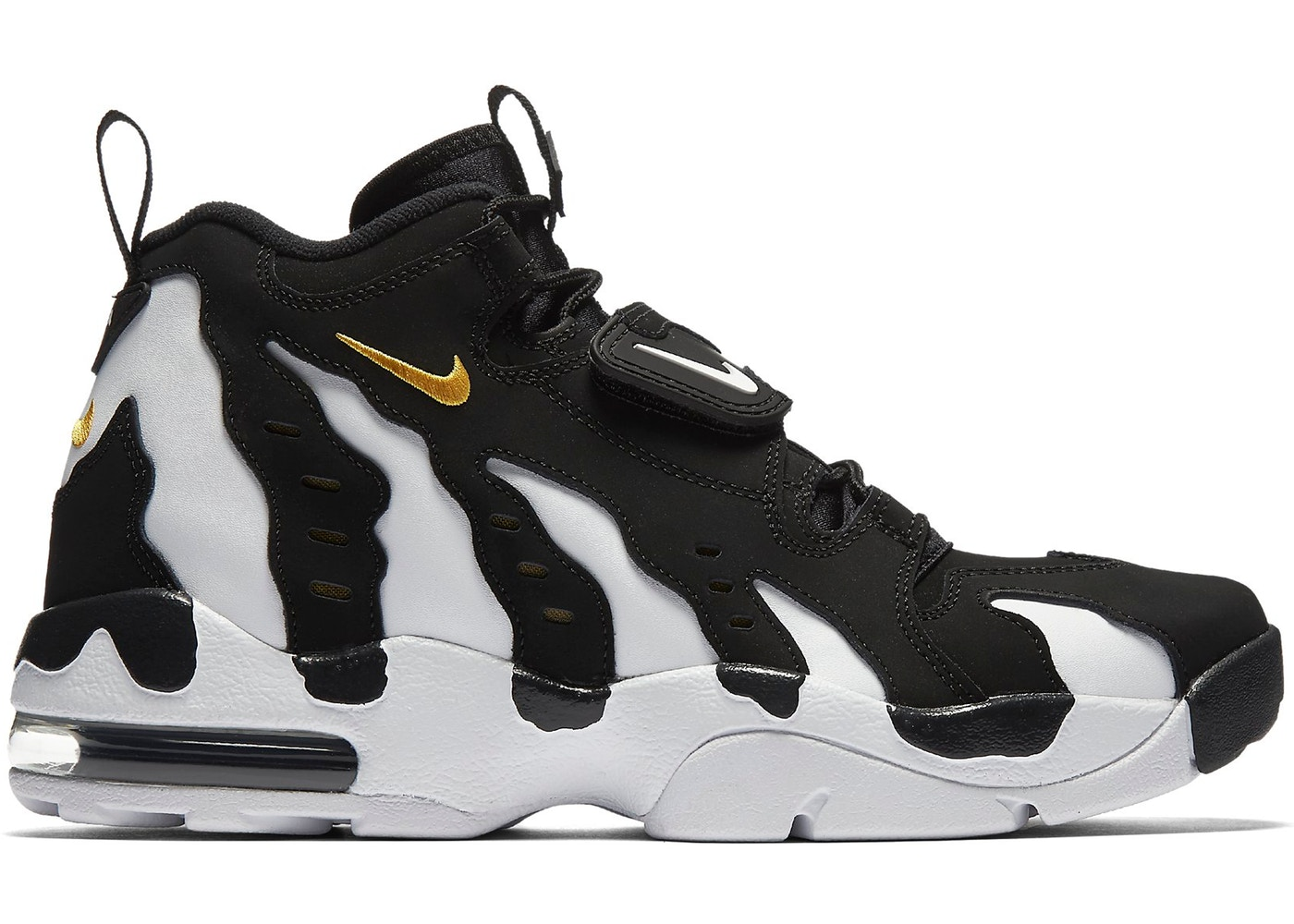 3f6030821607 Air DT Max 96 Black White (2018)