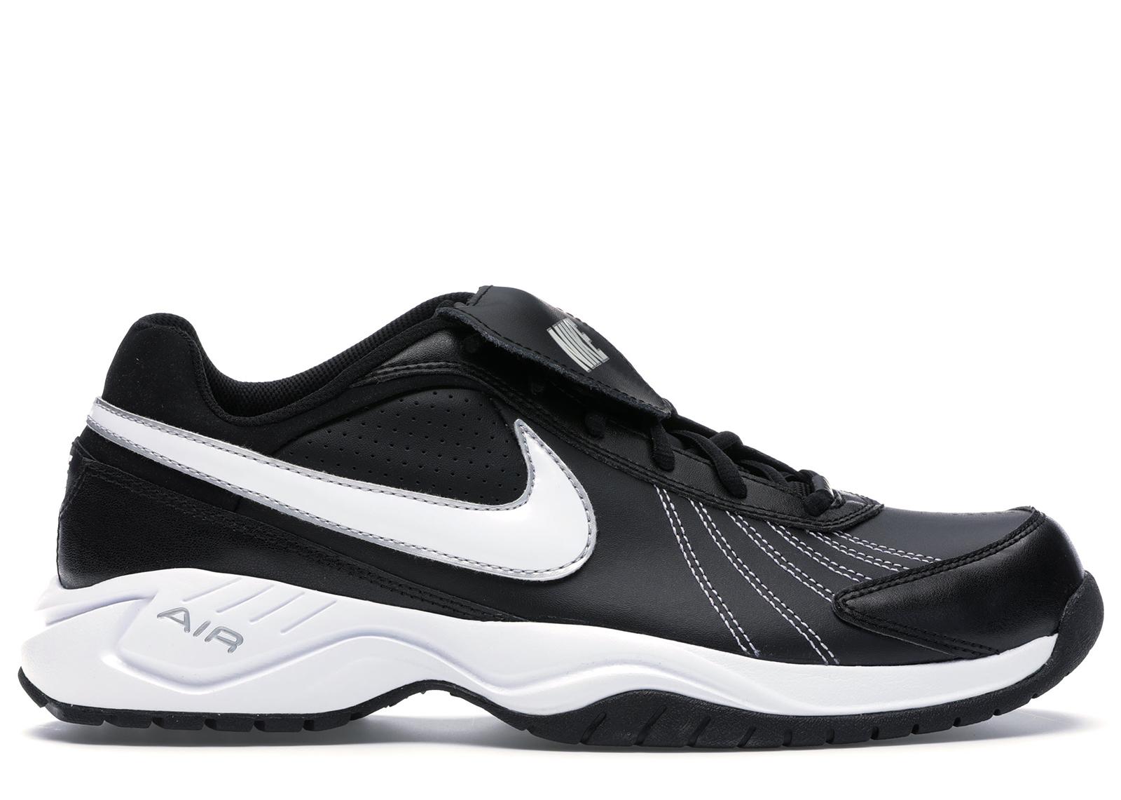 Nike Air Diamond Trainer Black White