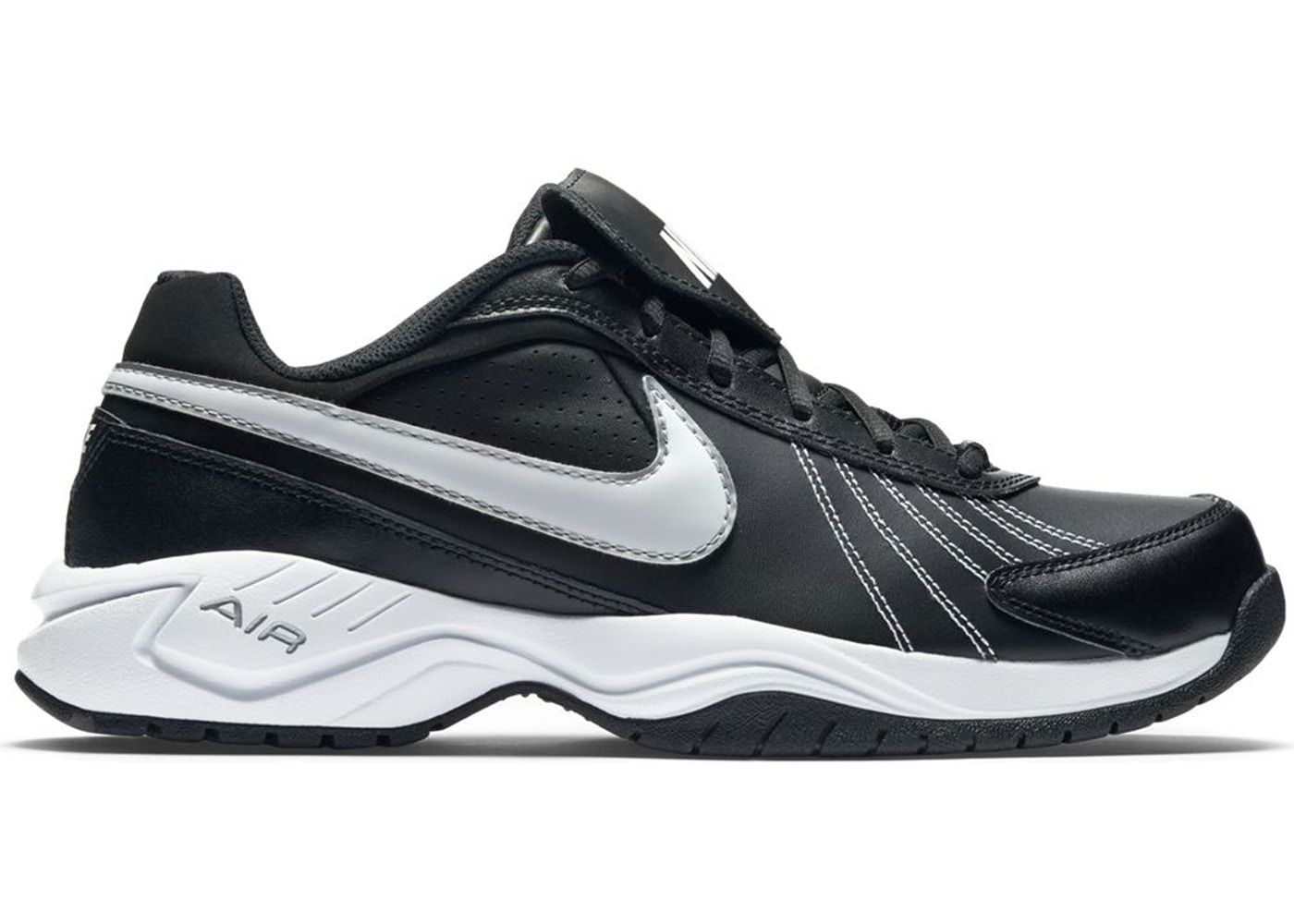 Sell. or Ask. Size  8.5. View All Bids. Air Diamond Trainer Black White b9ce0b358