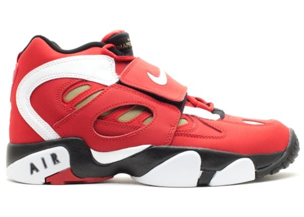 c166ee1ed1 Nike Air Diamond Turf II Red Gold (2012) - 487658-610