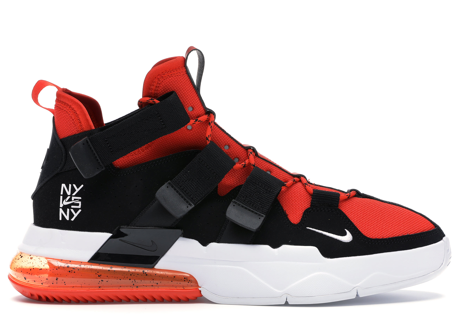 Nike Air Edge 270 NY vs NY Pack