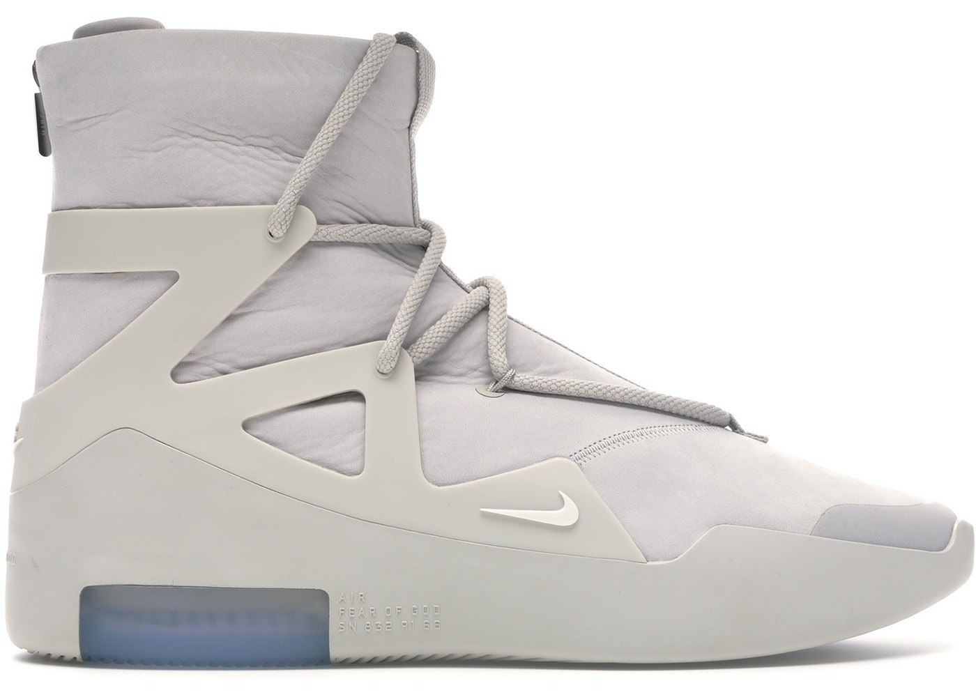 separation shoes 03cec 03cfd Sell. or Ask. Size  12. View All Bids. Air Fear Of God 1 Light Bone  (Friends and ...