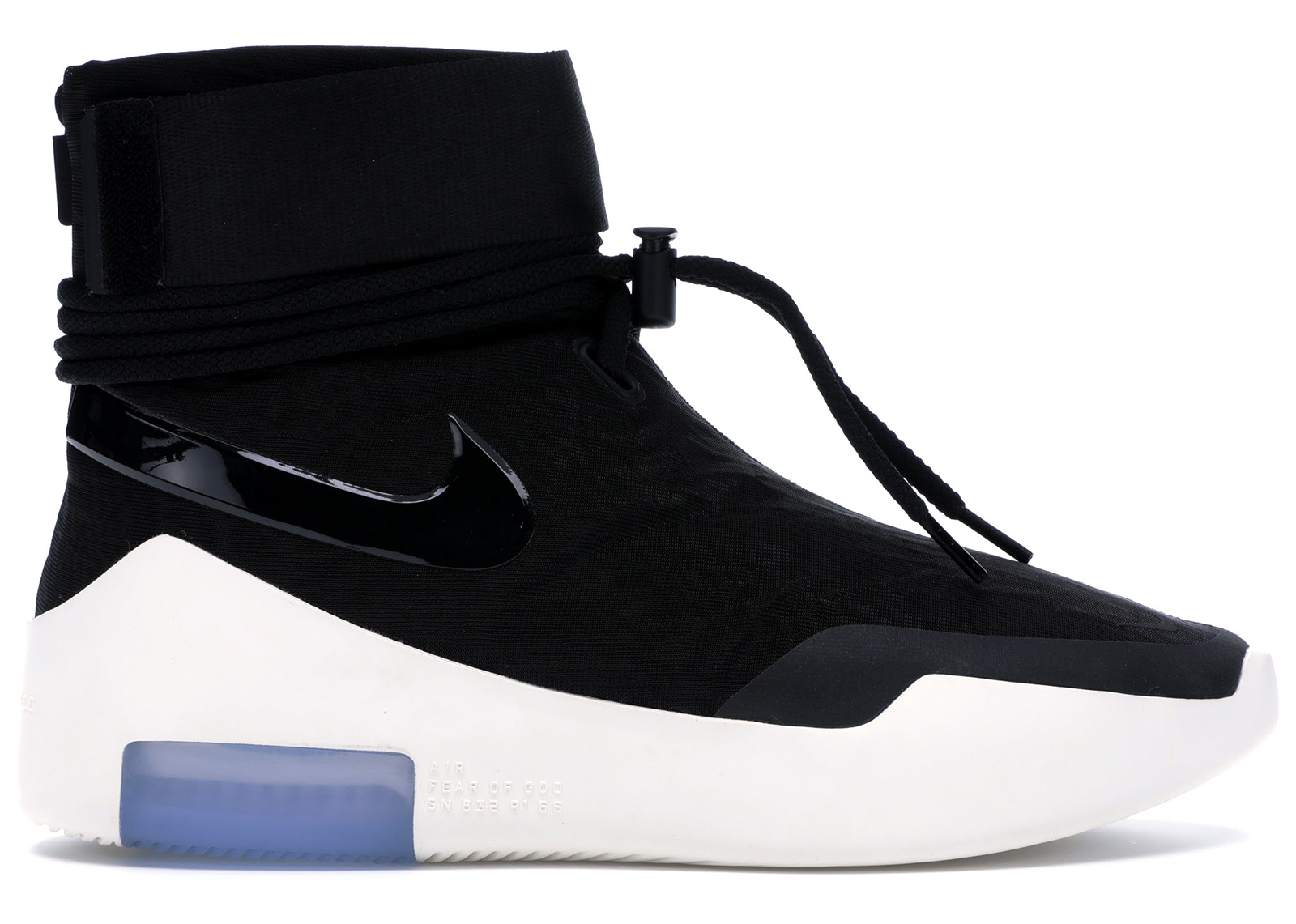 Nike Air Fear Of God 1 SA Black