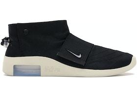 Nike Air Fear Of God Moccasin Black
