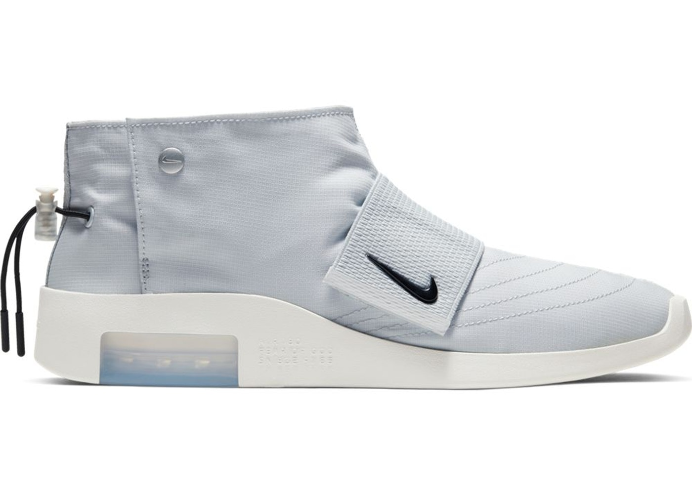 0679020f1d29 Air Fear Of God Moccasin Pure Platinum - AT8086-001