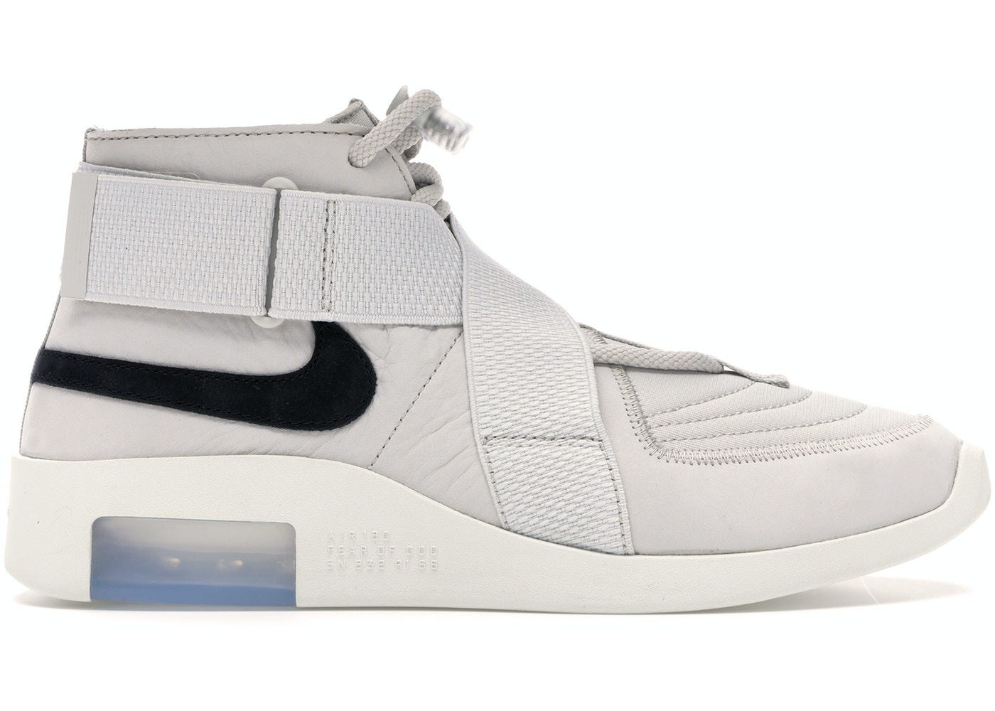 newest d53c0 7c8c7 Air Fear of God Raid Light Bone - AT8087-001