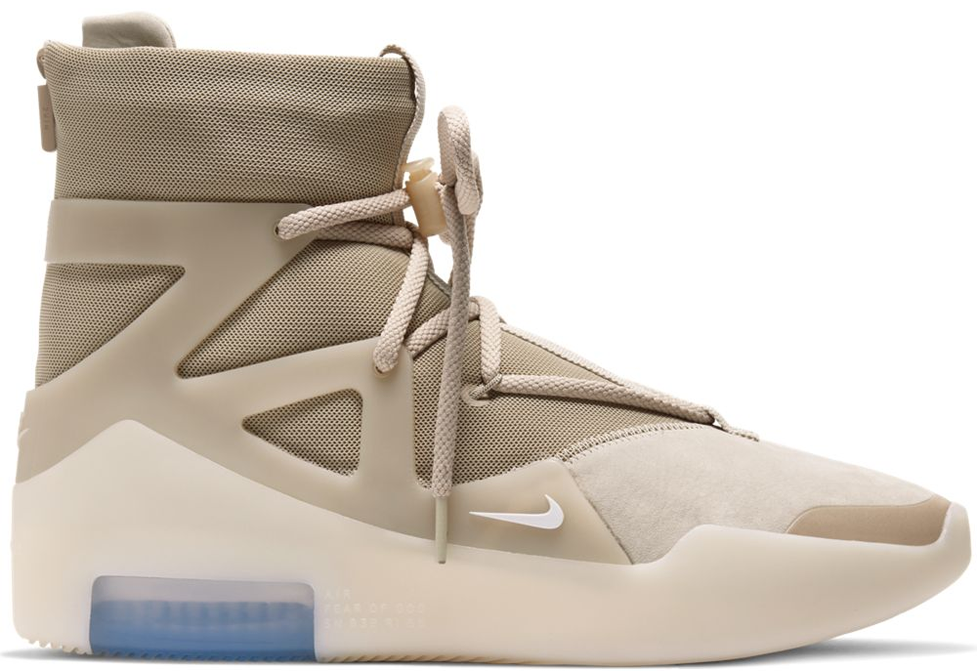 Air Fear of God 1 Oatmeal Sneakers
