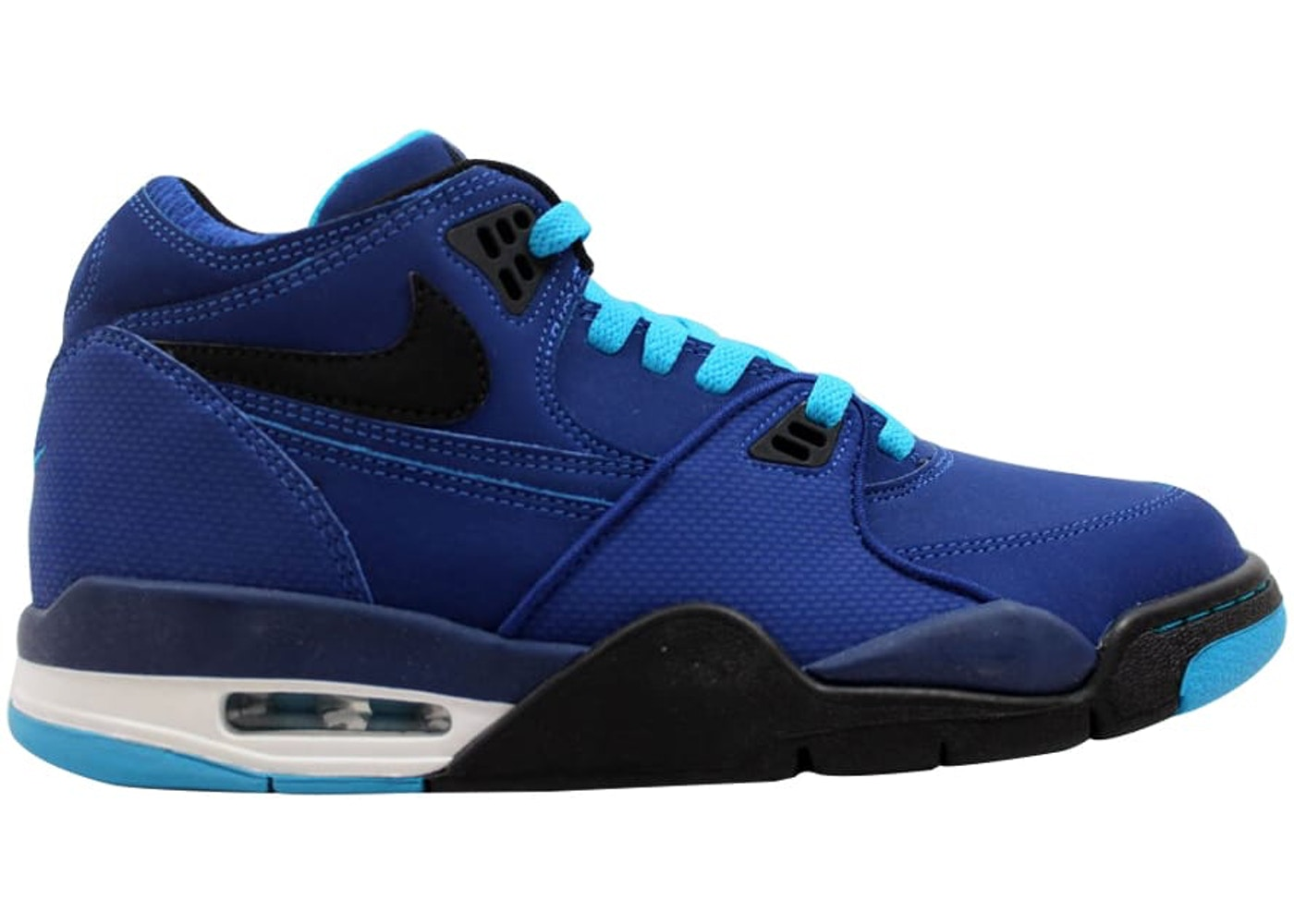 sports shoes c5351 9cf8c Sell. or Ask. Size  10.5. View All Bids. Nike Air Flight 89 Dark Royal Blue  Black-Current ...