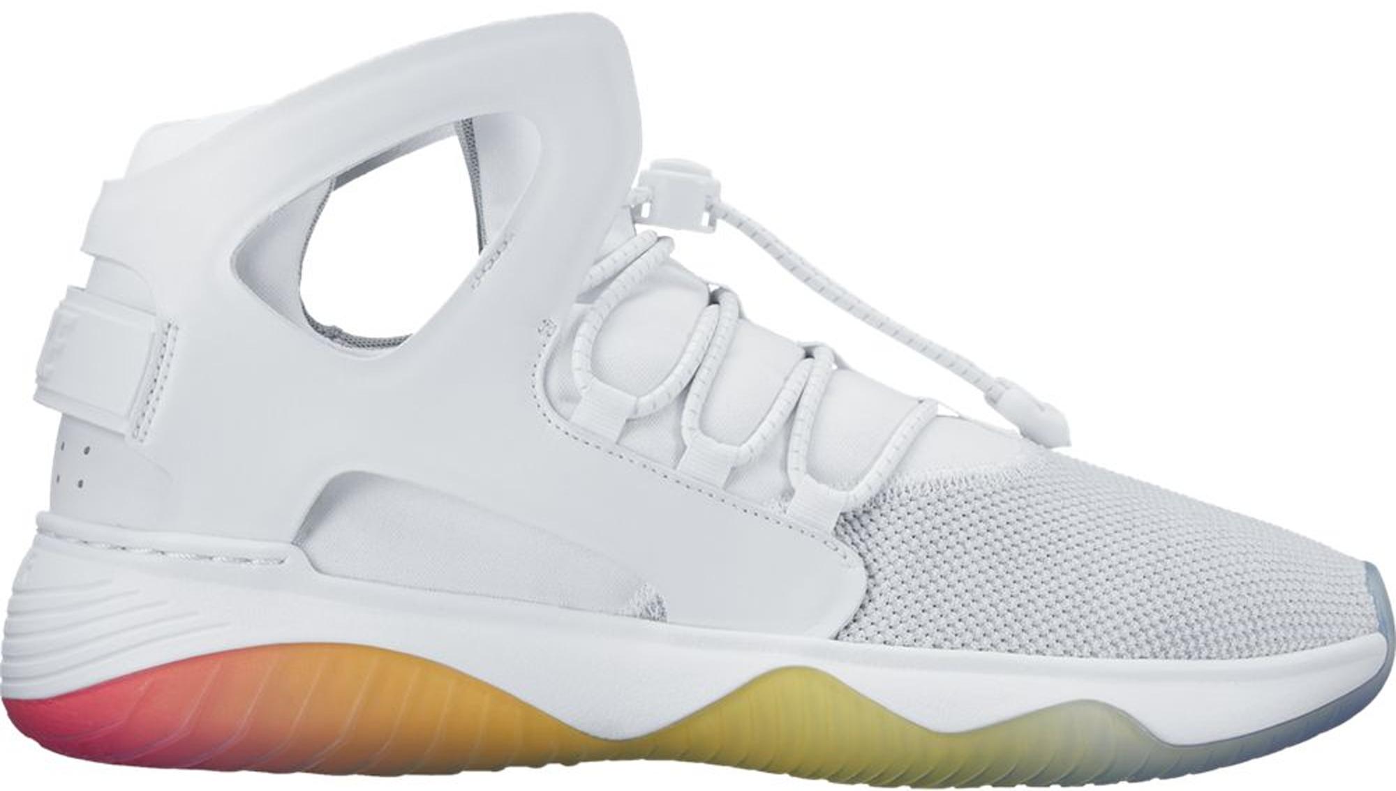 Nike Air Flight Huarache Ultra White