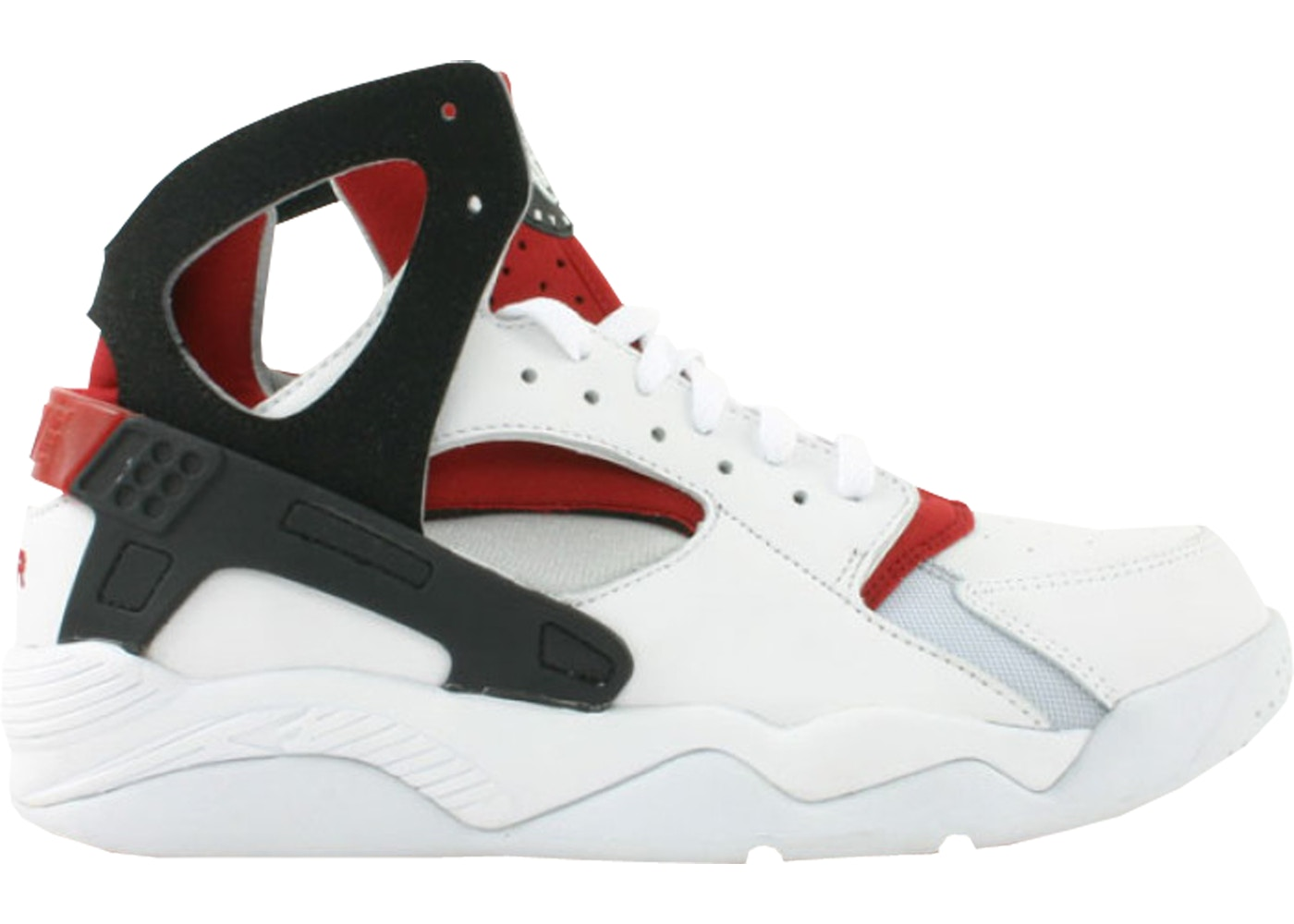 size 40 02d37 bfc71 Air Flight Huarache White Red Black (2003) - 305439-161