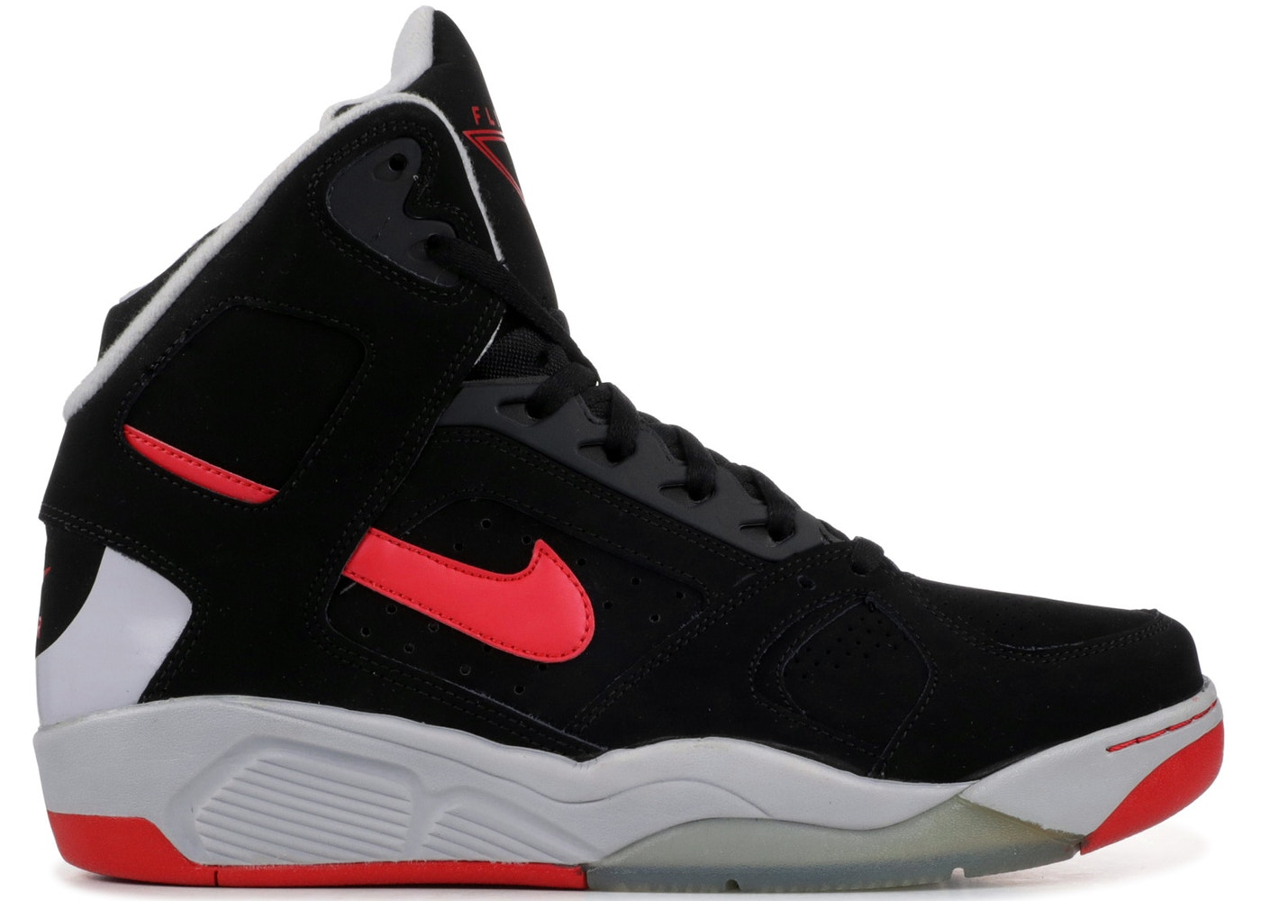 sale retailer 95bb6 e113f Sell. or Ask. Size  15. View All Bids. Air Flight Lite High Black Red Grey