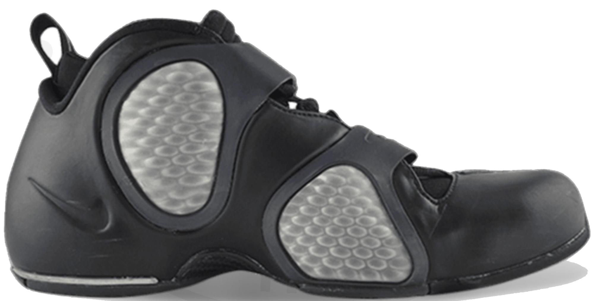 Nike Air Flightposite 3 Black - 830247-002