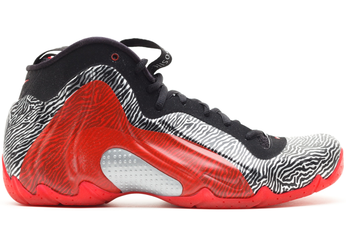 on sale 02270 24301 Sell. or Ask. Size  11. View All Bids. Air Flightposite Exposed Zebra