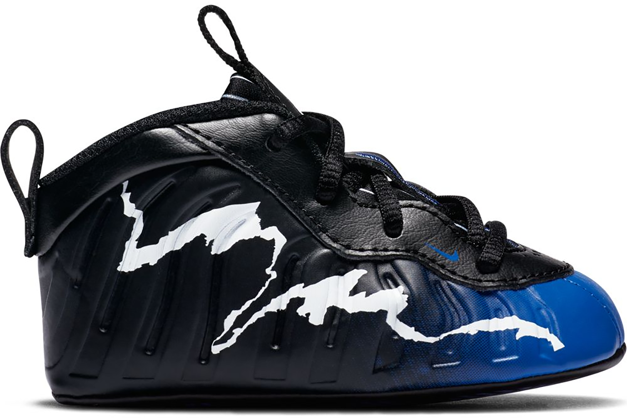 Nike Air Foamposite One Blue Mirror Releases On New ...