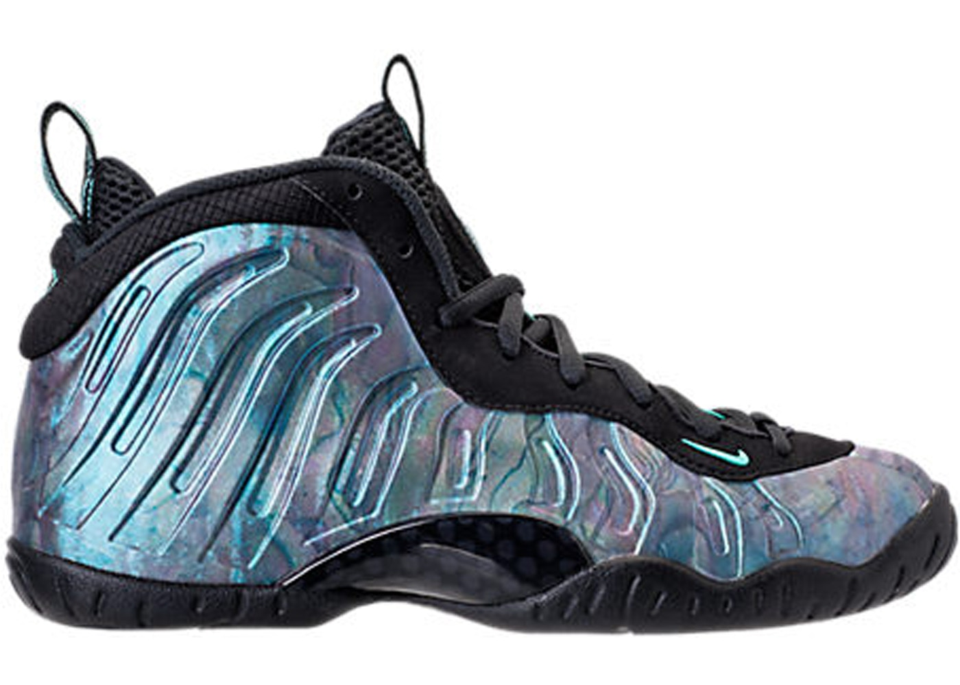 bf955d57398 Air Foamposite One Abalone (GS) - AO8037-009