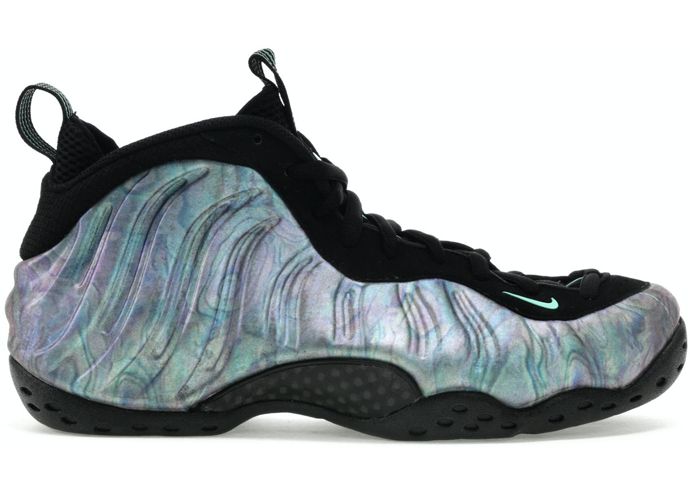 436b24c23ed Air Foamposite One Abalone - 575420-009
