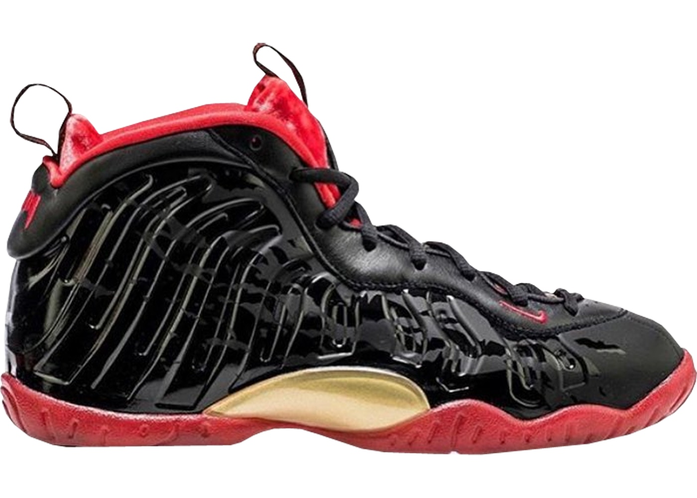 77cbdd3432199 Air Nike Foamposite One Dracula (GS) - 846077-003