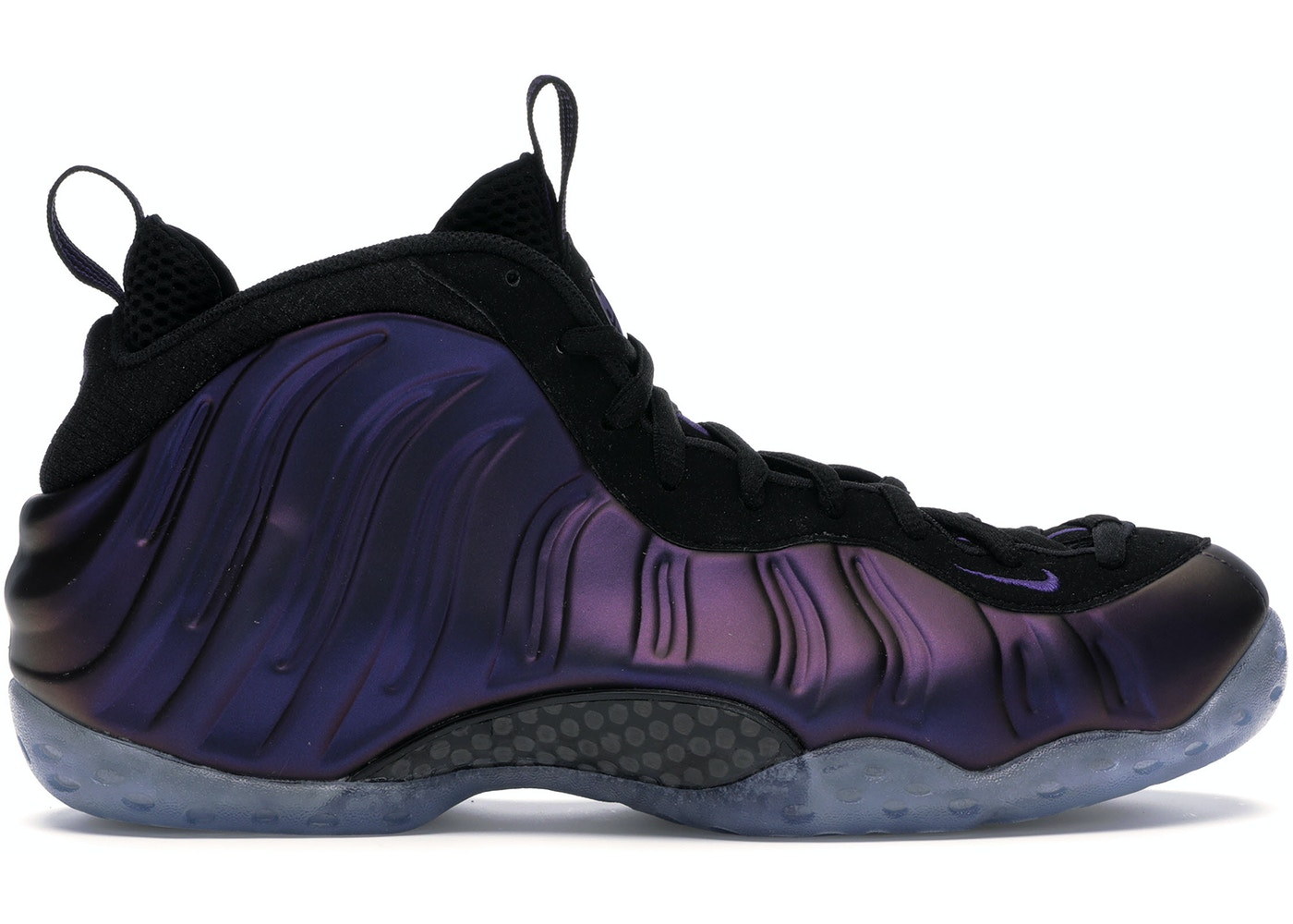 free shipping c1299 dda2c Air Foamposite One Eggplant (2017)