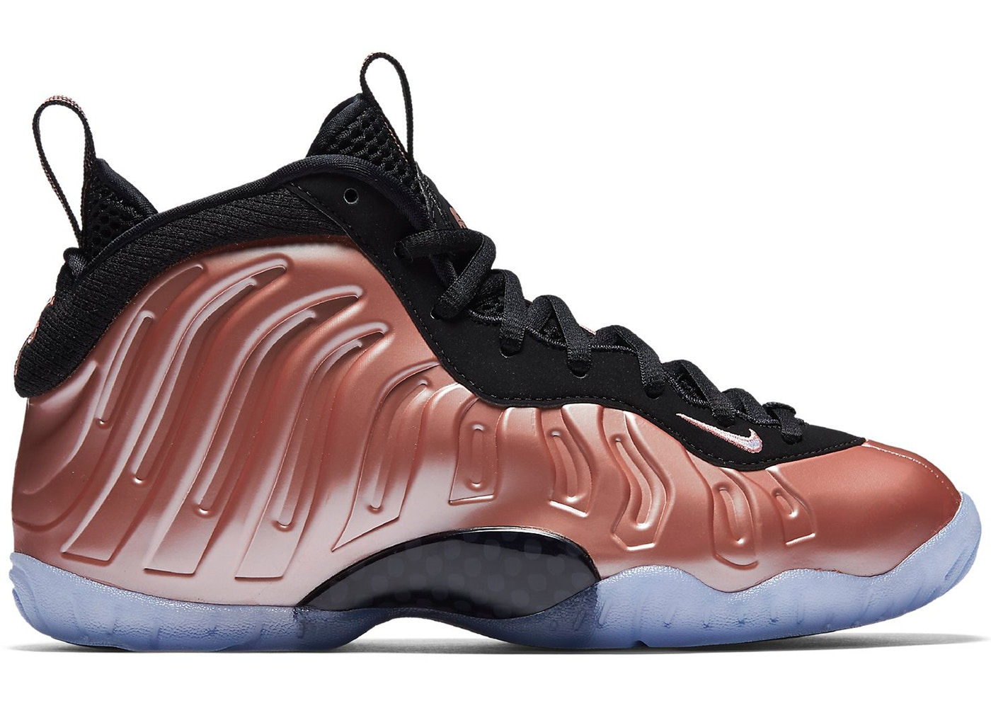 553b24cdf9979 Air Foamposite One Rust Pink (GS) - 644791-601