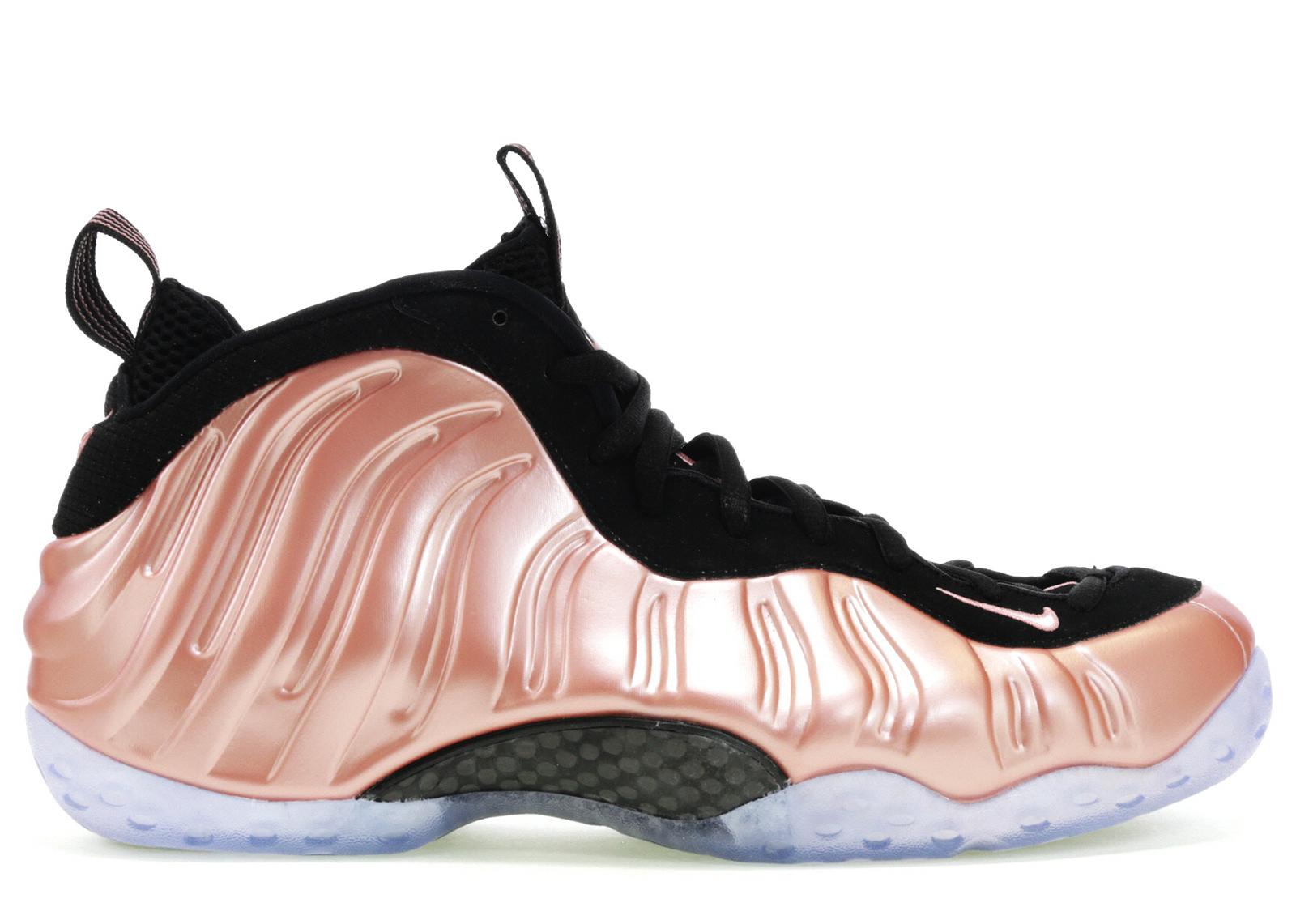 Nike Air Foamposite One Rust Pink