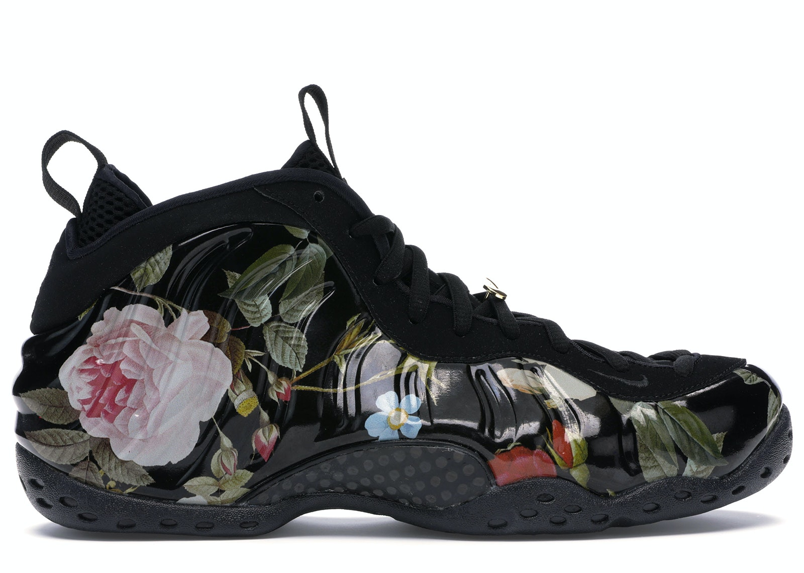 Nike Air Foamposite One Albino Snakeskin Black 314996101 ...