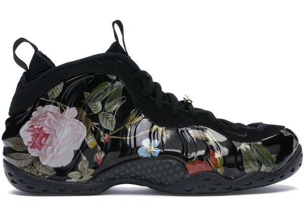 uk availability a1f34 59b3c Air Foamposite One Floral - 314996-012