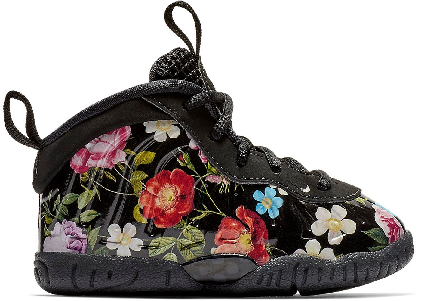 b02a9629c1107 Air Foamposite One Floral (TD) - AT8250-001