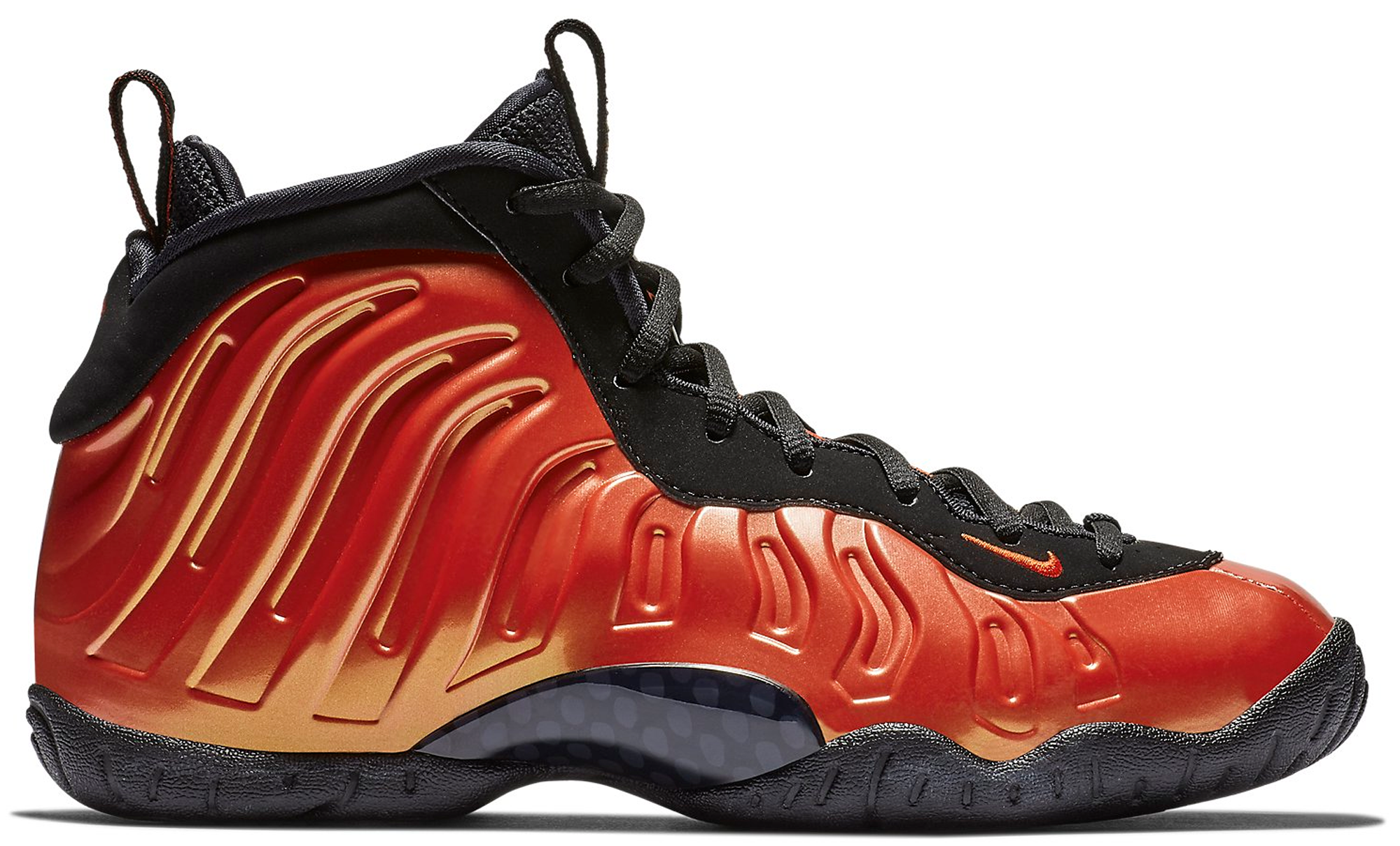 Air Foamposite One Habanero Red (GS)