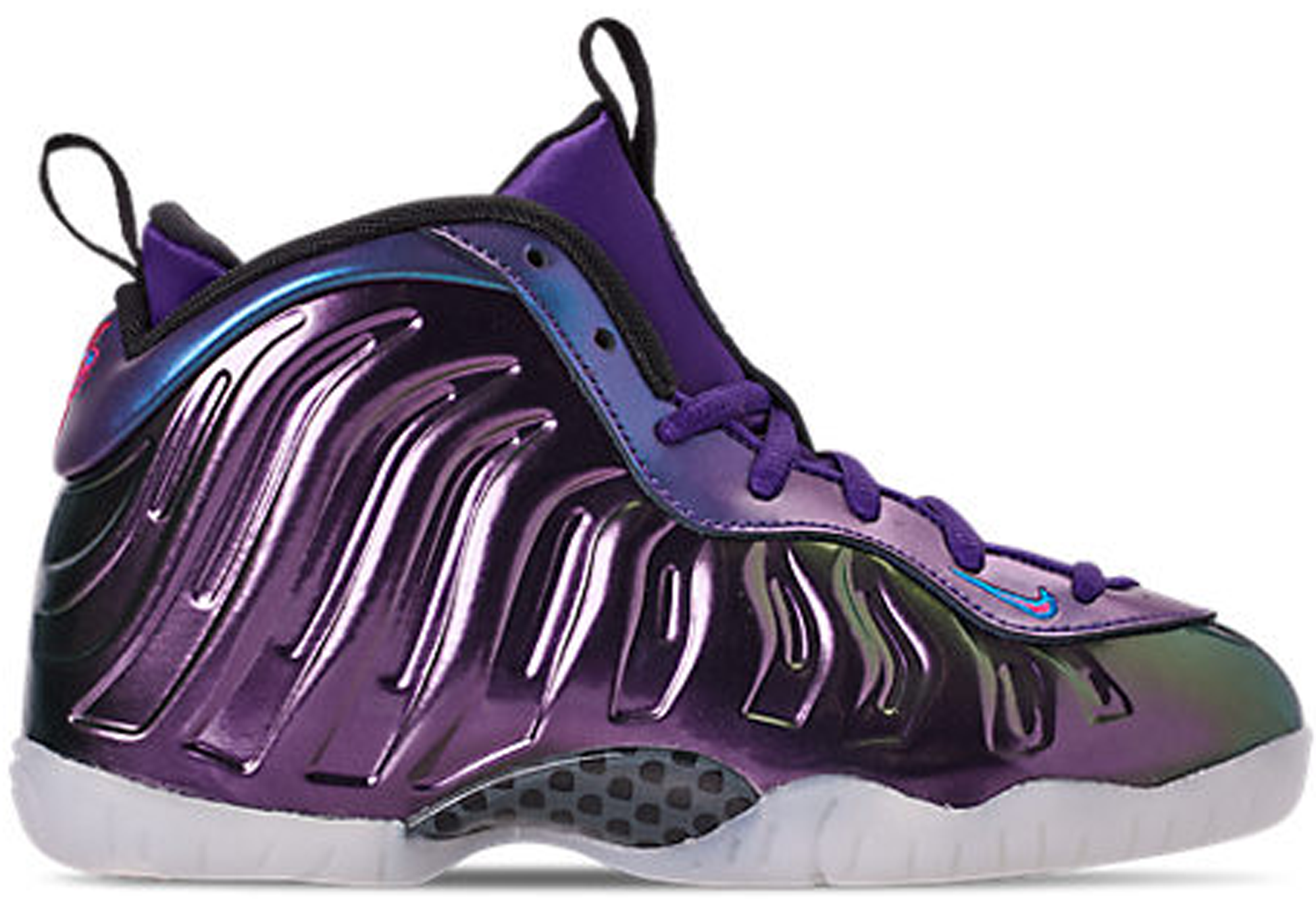 Air Foamposite One Iridescent Purple (PS)