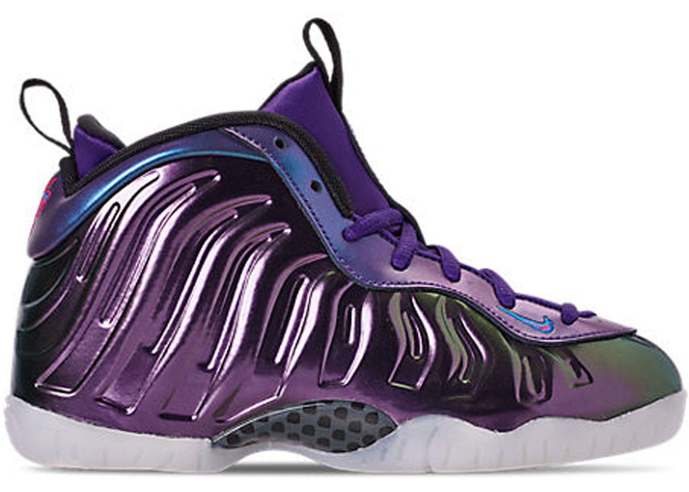 cee1eb3af06 Air Foamposite One Iridescent Purple (PS) - 723946-602