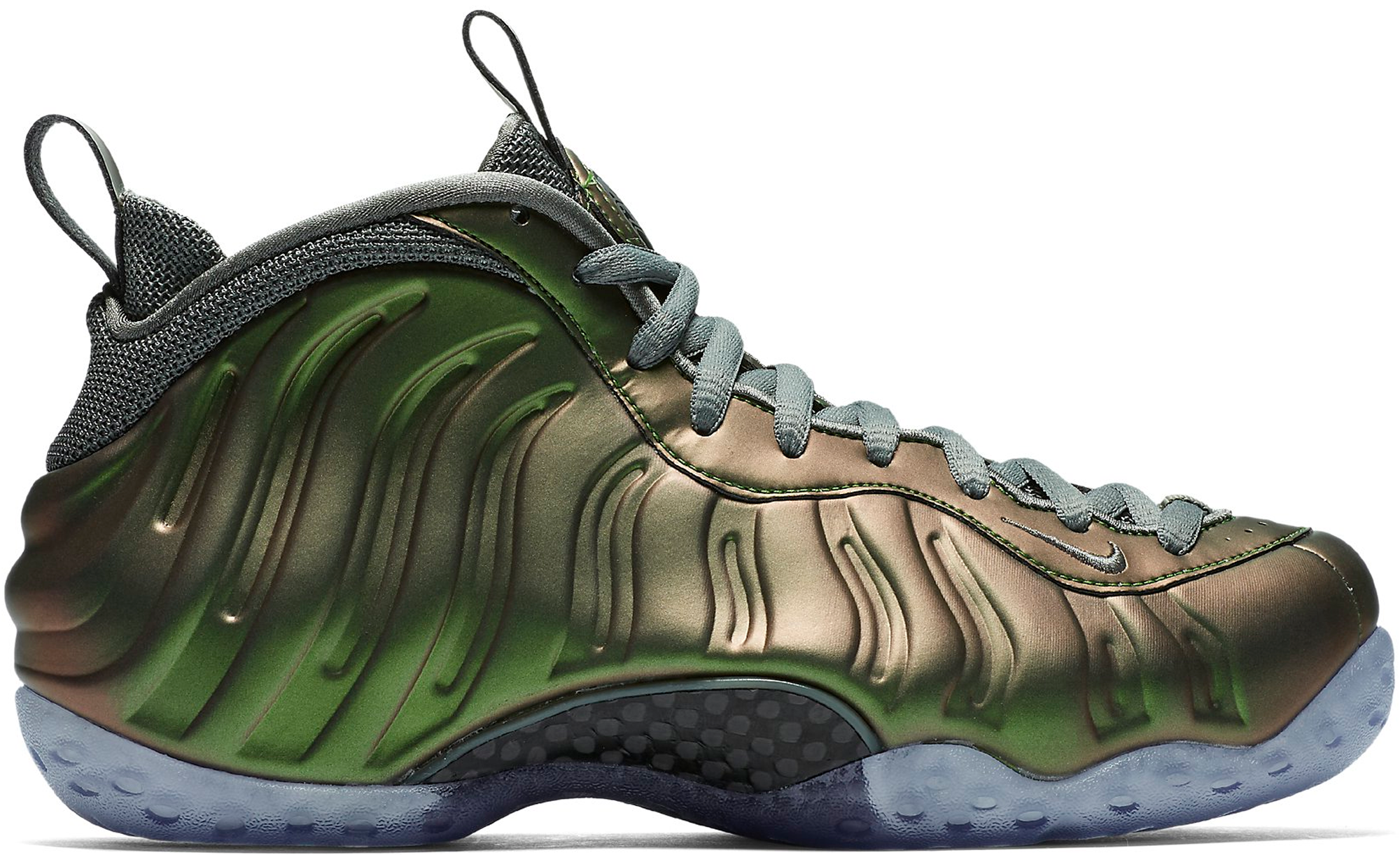 Nike Air Foamposite One Cracked LavaBump