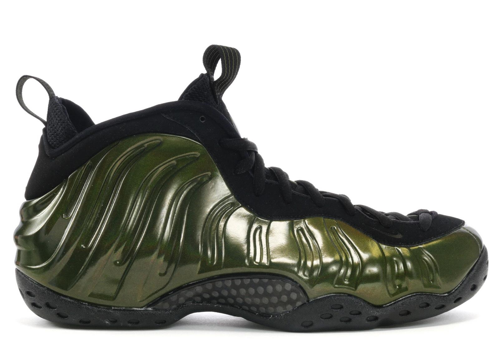 Nike Air Foamposite One Legion Green