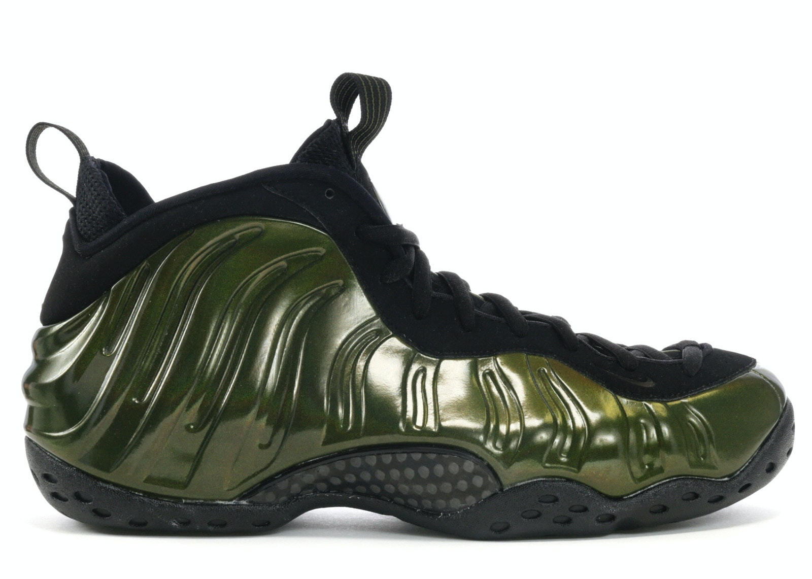 The Nike Air Foamposite One gets ScaleCovered Uppers ...