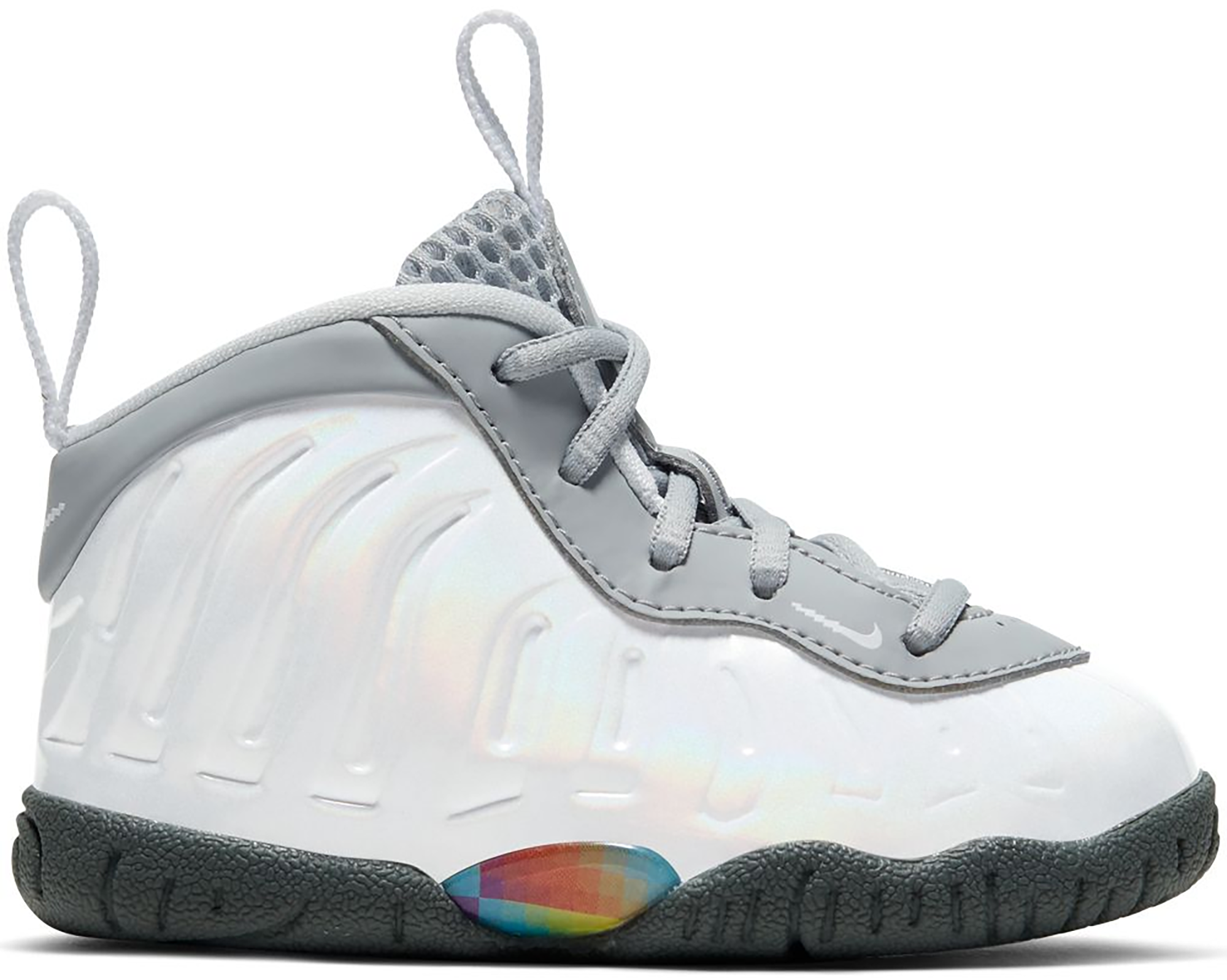 Another Look at the Nike Air Foamposite One Grey Suede ...
